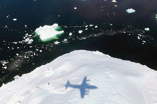 La Nasa envoie un laser dans l'espace pour mesurer la glace sur Terre