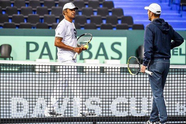 Coupe Davis: et la France se reprend à rêver