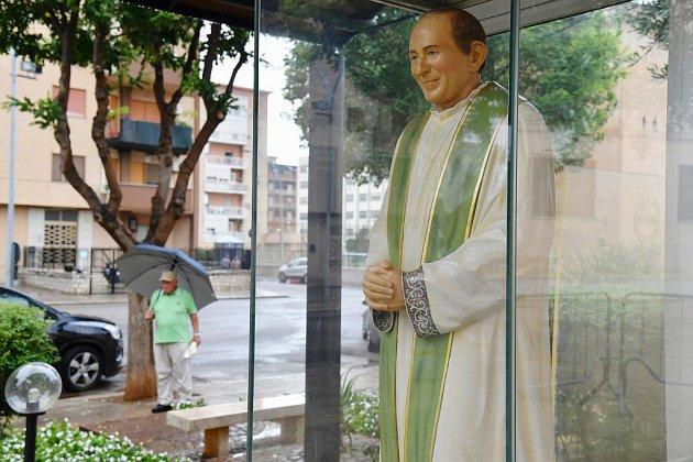 Le pape à Palerme pour honorer un prêtre assassiné par Cosa Nostra