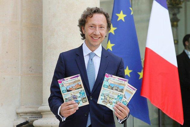 """Stéphane Bern: le patrimoine c'est aussi """"les sites naturels"""""""