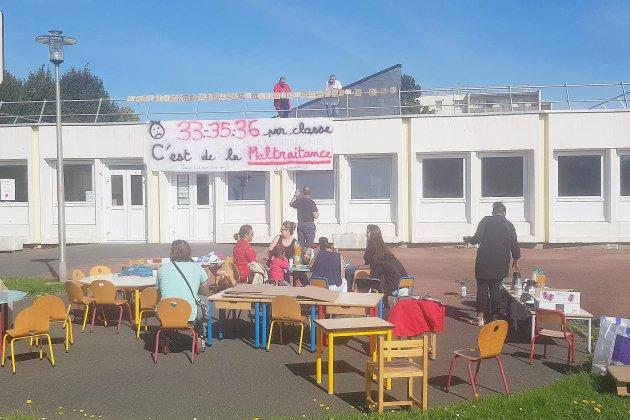 Gonfreville : l'école Turgauville obtient une classe supplémentaire