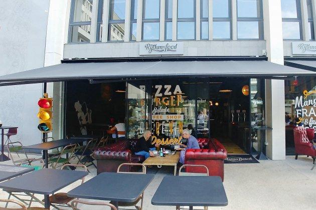Bonne table à Rouen: Rythm n' food à l'Espace du palais