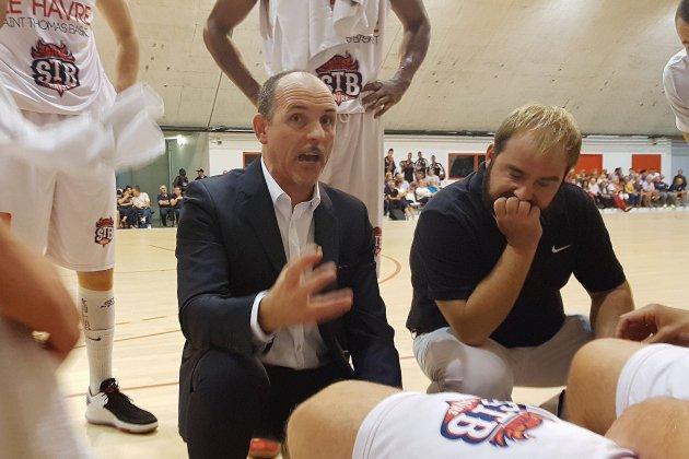 Basket: Pas de miracle pour Le Havre d'Hervé Coudray face au Caen BC