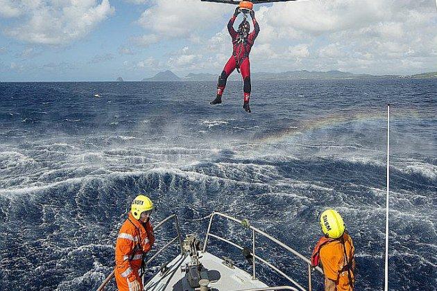 Manche: reprise des recherches en mer d'une personne disparue