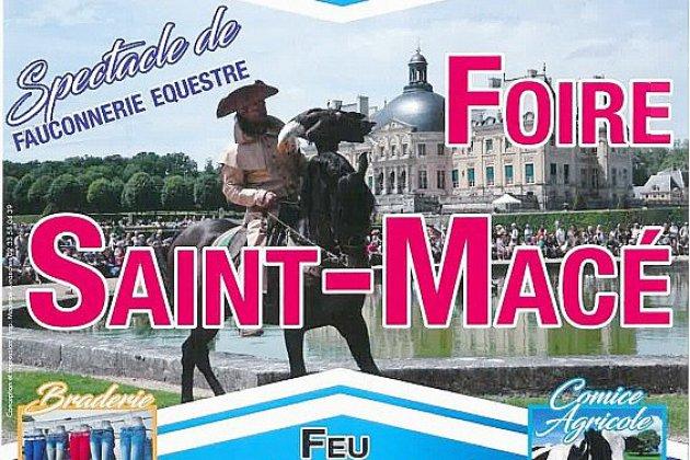 C'est la foire Saint-Macé dans le sud-Manche ce week-end
