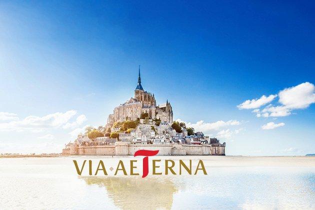 Via Aeterna: quand la baie du Mont-Saint-Michel sublime la musique