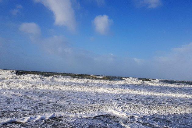 Coup de vent jusqu'à 100 km/h et des creux jusqu'à six mètres en Manche