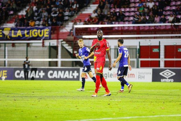 Football (N1) : QRM reprend confiance face à Dunkerque