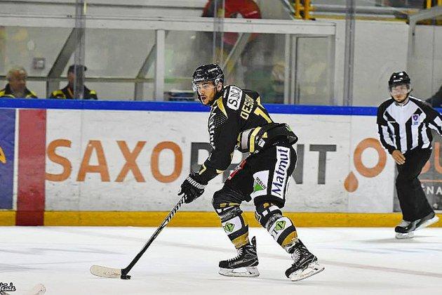Hockey sur glace: les Dragons de Rouen font le job face à Lyon