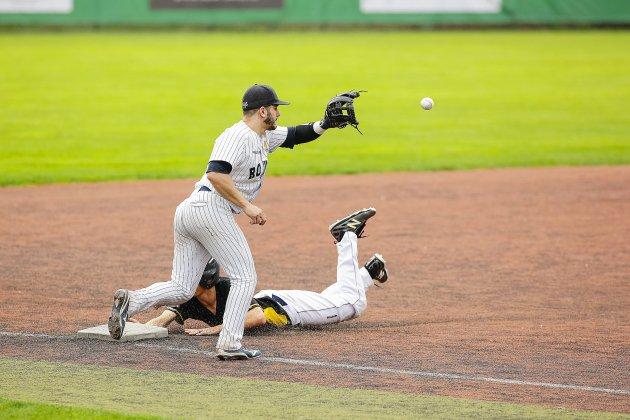 Baseball: dure reprise pour Les Huskies de Rouen