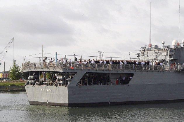 Seine-Maritime : le corps sans vie du marin brésilien retrouvé