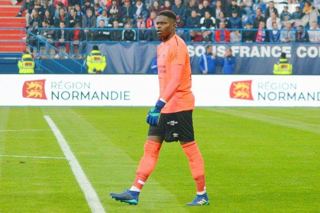"""Football (Ligue 1) : Caen battupar des """"Verts"""" renversants..."""