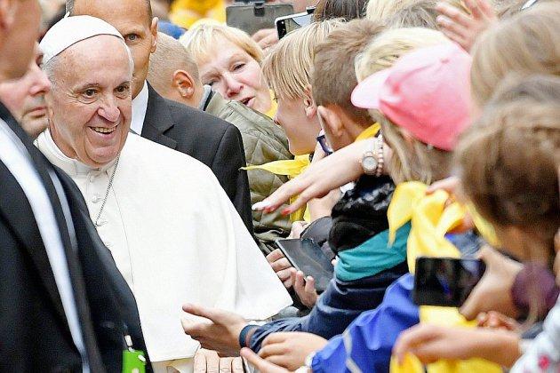 """Voyage dans le temps vers la """"Jérusalem du Nord"""" pour le pape en Lituanie"""