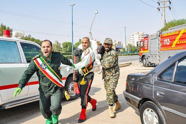 Iran/Attentat d'Ahvaz: bilan revu à la baisse, la piste séparatiste arabe privilégiée