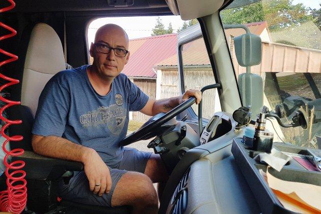 Un chauffeur de Préaux en lice pour être meilleur routier de France
