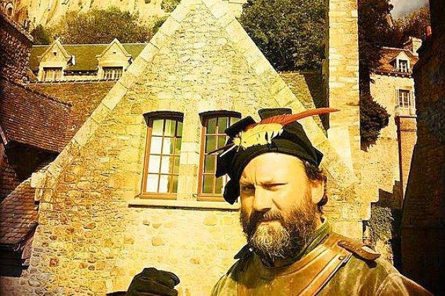 Menez l'enquête au Mont-Saint-Michel