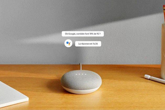 Gagnez le Google Home Mini dans le Hit de la salle de bains