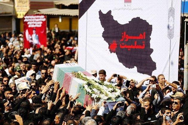 Iran: la ville d'Ahvaz rend hommage aux victimes de l'attentat