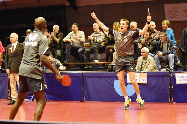 Tennis de table: reprise du championnat de Pro B pour Argentan