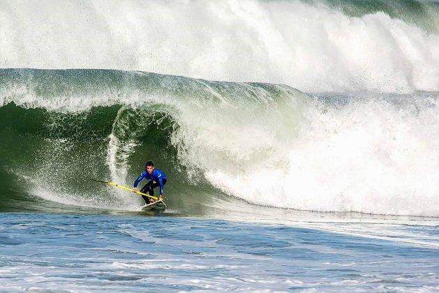 Coupe de France de surf: un podium pour un seinomarin