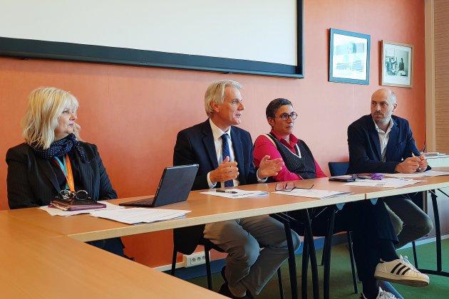 Université de Caen Normandie: des effectifs en hausse