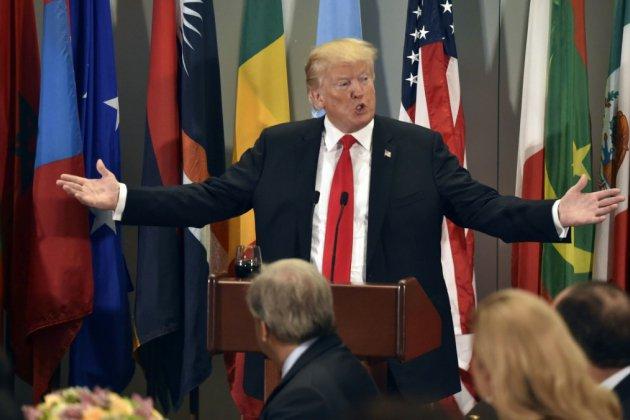 """Le président vénézuélien pourrait être renversé """"très rapidement"""", selon Trump"""
