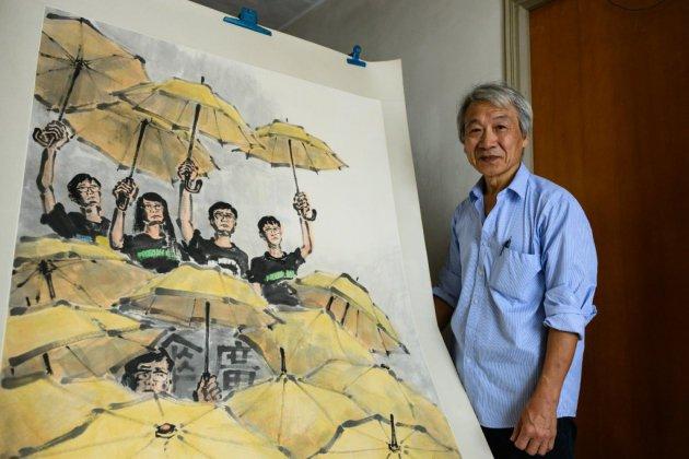 Avis de disparition: où sont passées les oeuvres des parapluies de Hong Kong?