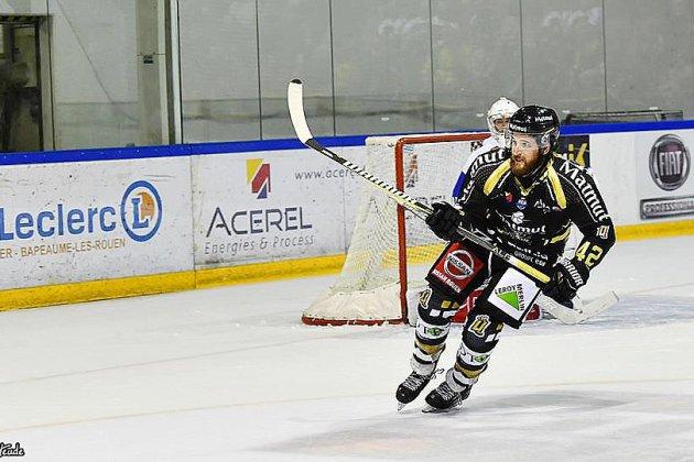 Hockey: les Dragons de Rouen réalisent une grosse opération à Nice