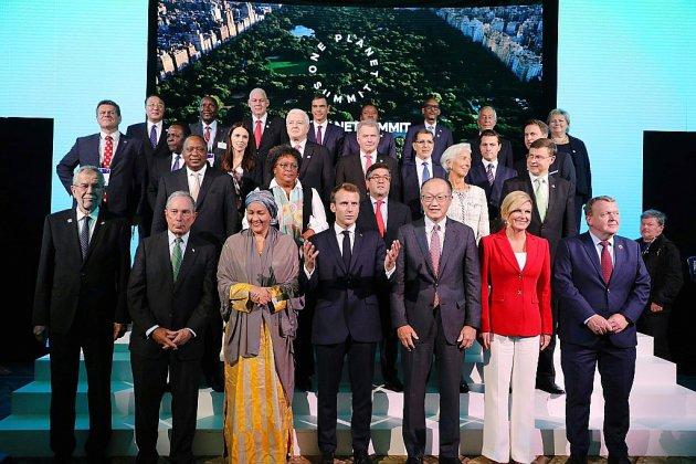 A New York, à la recherche d'un nouveau souffle pour l'accord de Paris