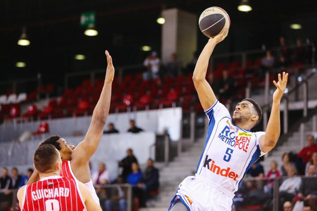 Le Rouen Métropole Basket reçoit Caen en Leaders Cup