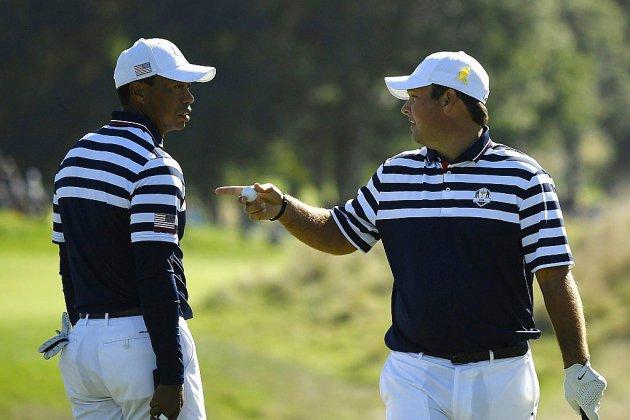 Ryder Cup: Tiger Woods associé à Patrick Reed pour vendredi