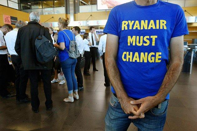 Nouvelle grève européenne chez Ryanair, 250 vols annulés