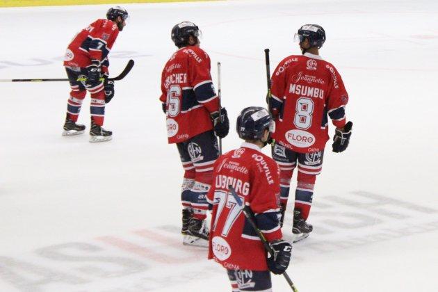 Hockey sur Glace (D1) : les Drakkars de Caen humiliés à Tours