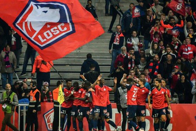 Lille, net vainqueur de Marseille 3-0, s'empare de la 2e place du championnat