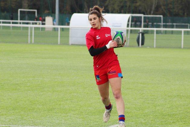 Rugby féminin (Top 16): Caens'incline lourdementà Toulouse