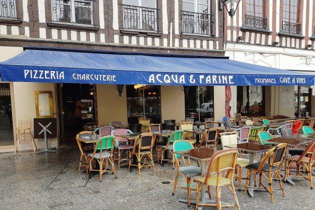 Bonne table à Rouen: des saveurs italiennes chez Acqua & Farine