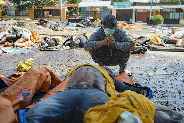 """Indonésie: près de 1.400 morts, des besoins """"immenses"""" (ONU)"""