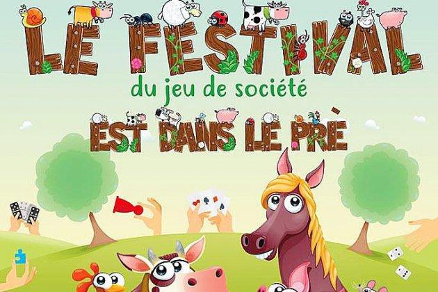 Festival du jeu de société à Equeurdreville ce week-end