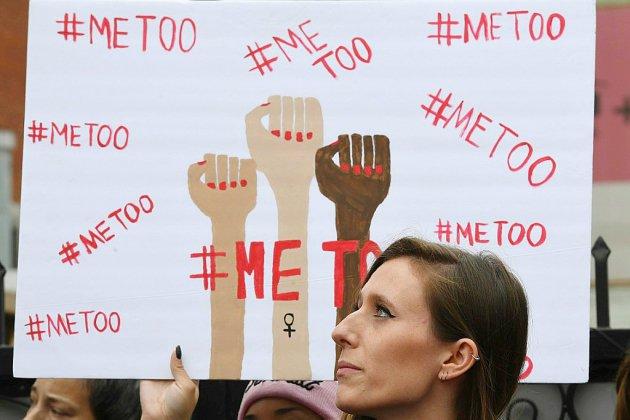 Un an du #MeToo: un tsunami américain de plus en plus polarisant