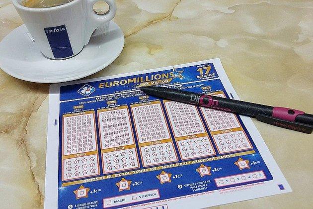 L'étonnante histoire des 14 grilles gagnantes de l'Euromillions