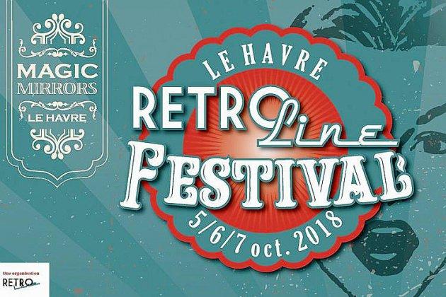 Le festival Retro Line au havre ce week-end!