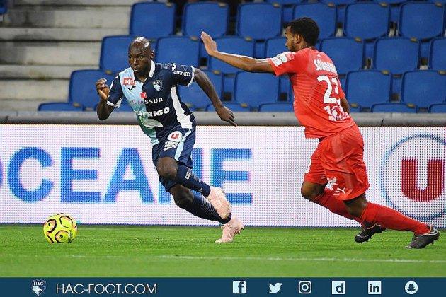 Football (Ligue 2, 10e journée) : Le Havre tombe de haut face à Béziers