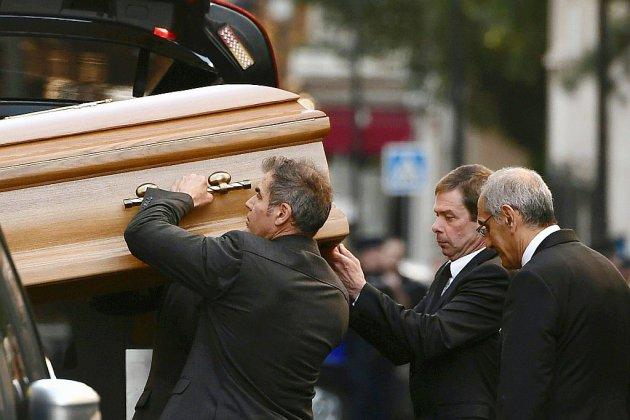 Dernier hommage à Charles Aznavour à l'église arménienne de Paris