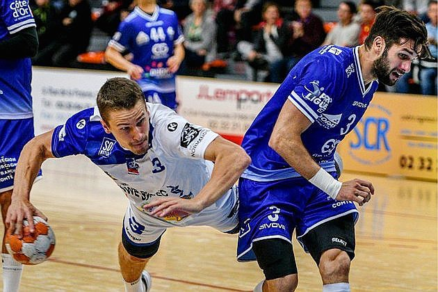 Handball (Proligue) : le SM Vernon sèchement battu à Limoges