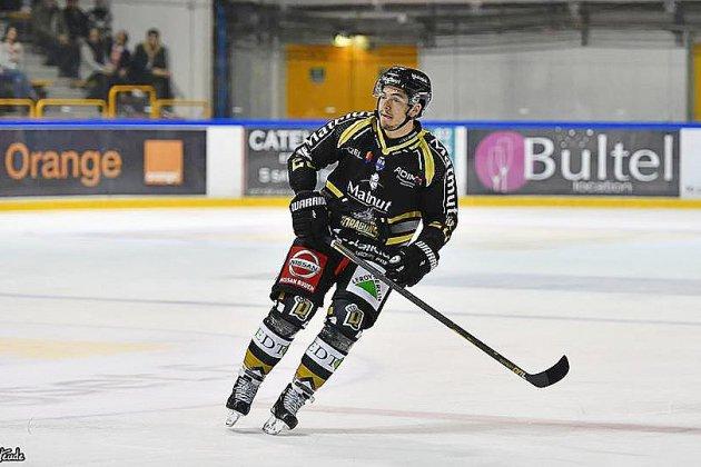 Hockey sur glace (Ligue Magnus) : Rouen toujours poussif mais encore vainqueur face à Anglet