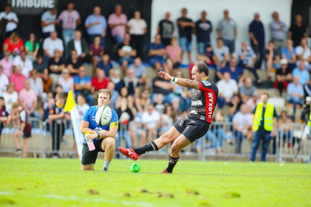 Rugby: rien n'arrête les Lions de Rouen