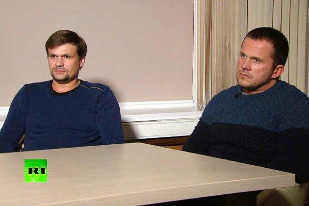 Affaire Skripal: le second suspect, médecin du renseignement militaire russe selon Bellingcat