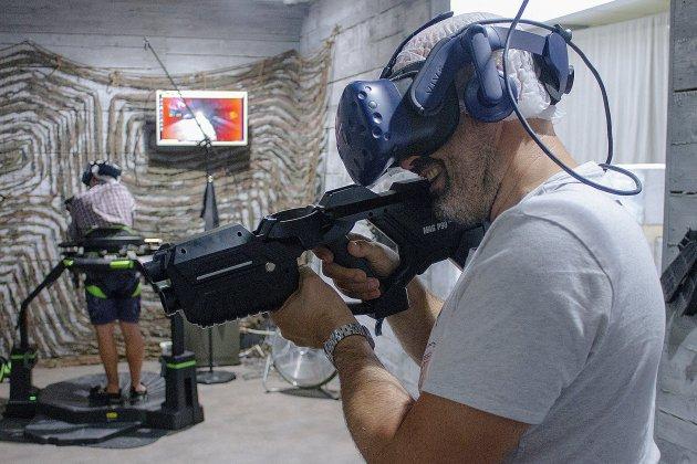 À Rouen, bientôt un parc de loisir consacré à la réalité virtuelle