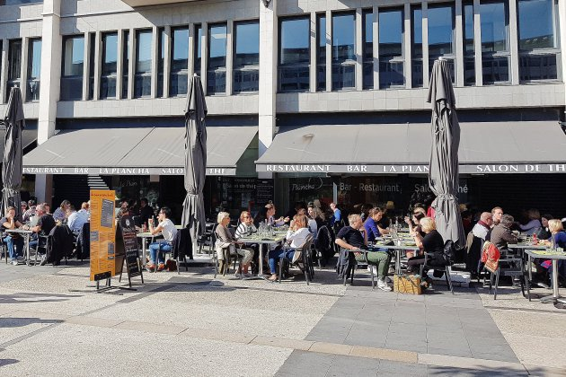Bonne table à Rouen: La Plancha, un nouveau venu à l'Espace du palais