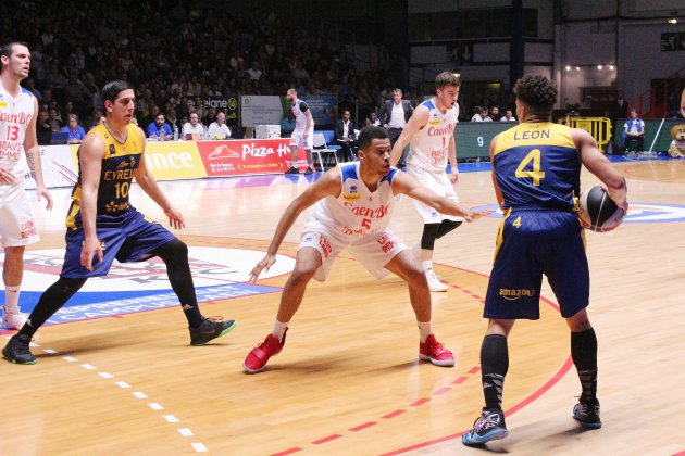Leaders Cup : Caen s'incline contre Evreux